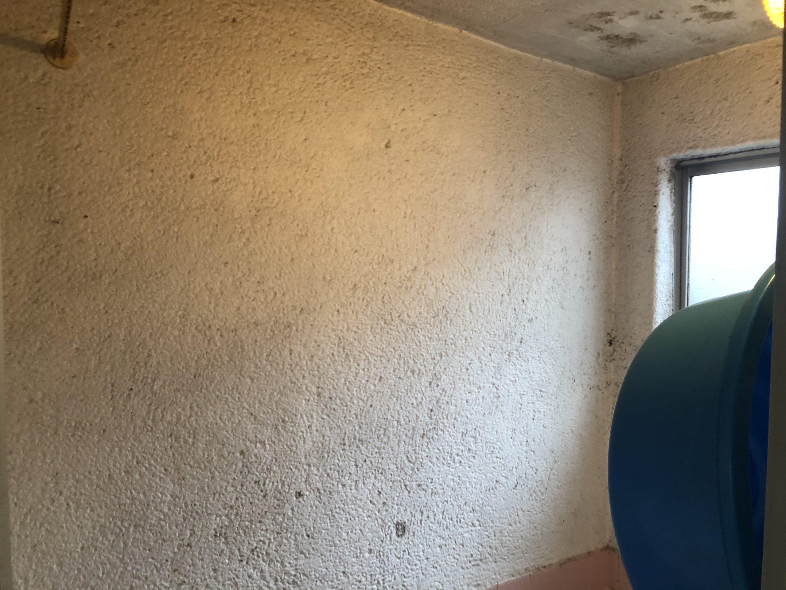 平野区 浴室壁塗装前