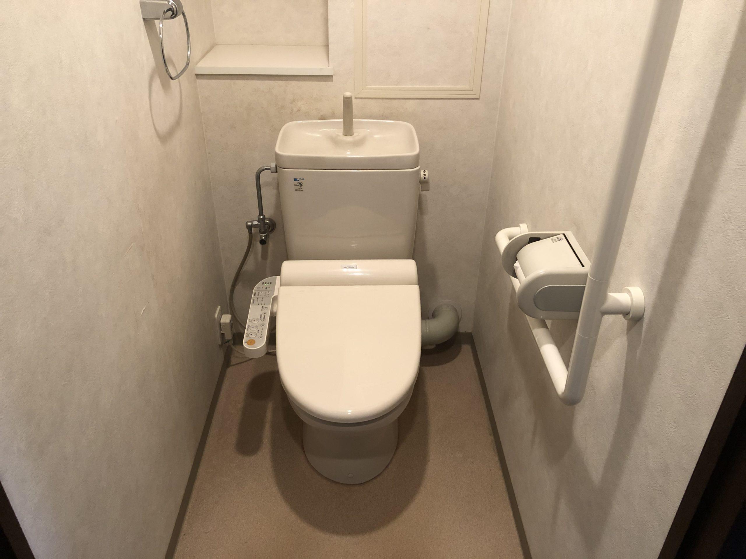 天王寺区 トイレ 施工前