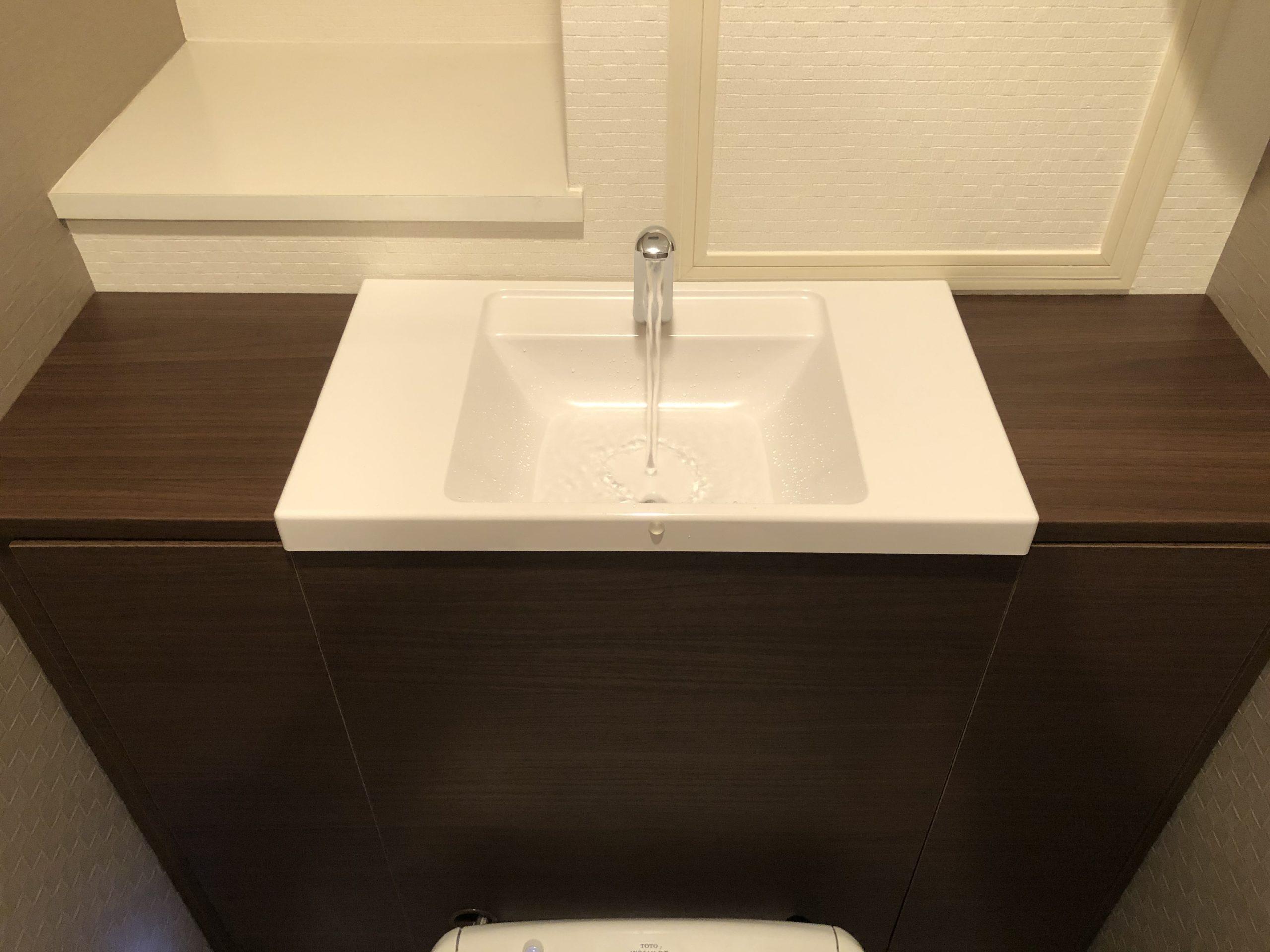 天王寺区 レストパル 手洗器