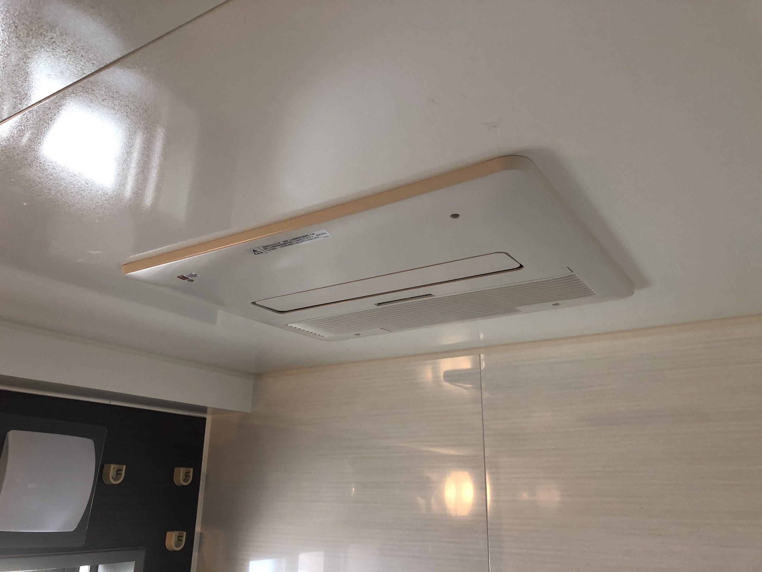阿倍野区 浴室暖房乾燥機 施工後②