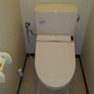 阿倍野区 トイレ 施工前①