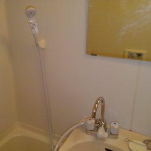 天王寺区 浴室用蛇口 施工後①
