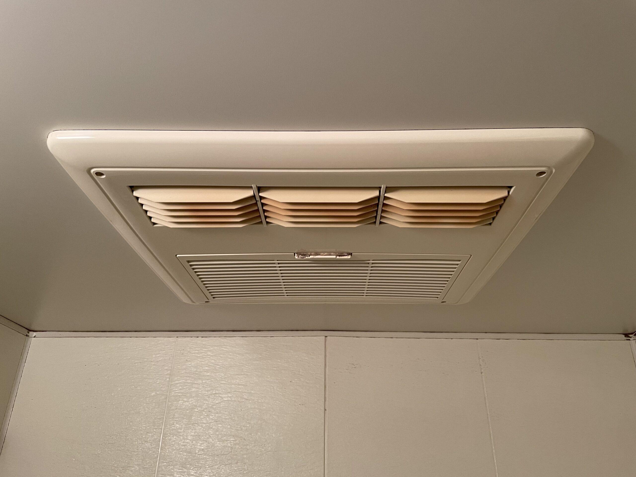 天王寺区 浴室暖房 施工前①