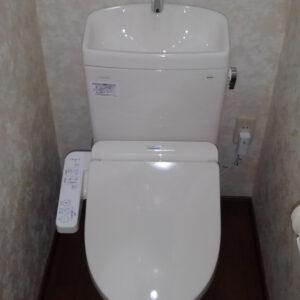 生野区 洋式トイレ 施工後②