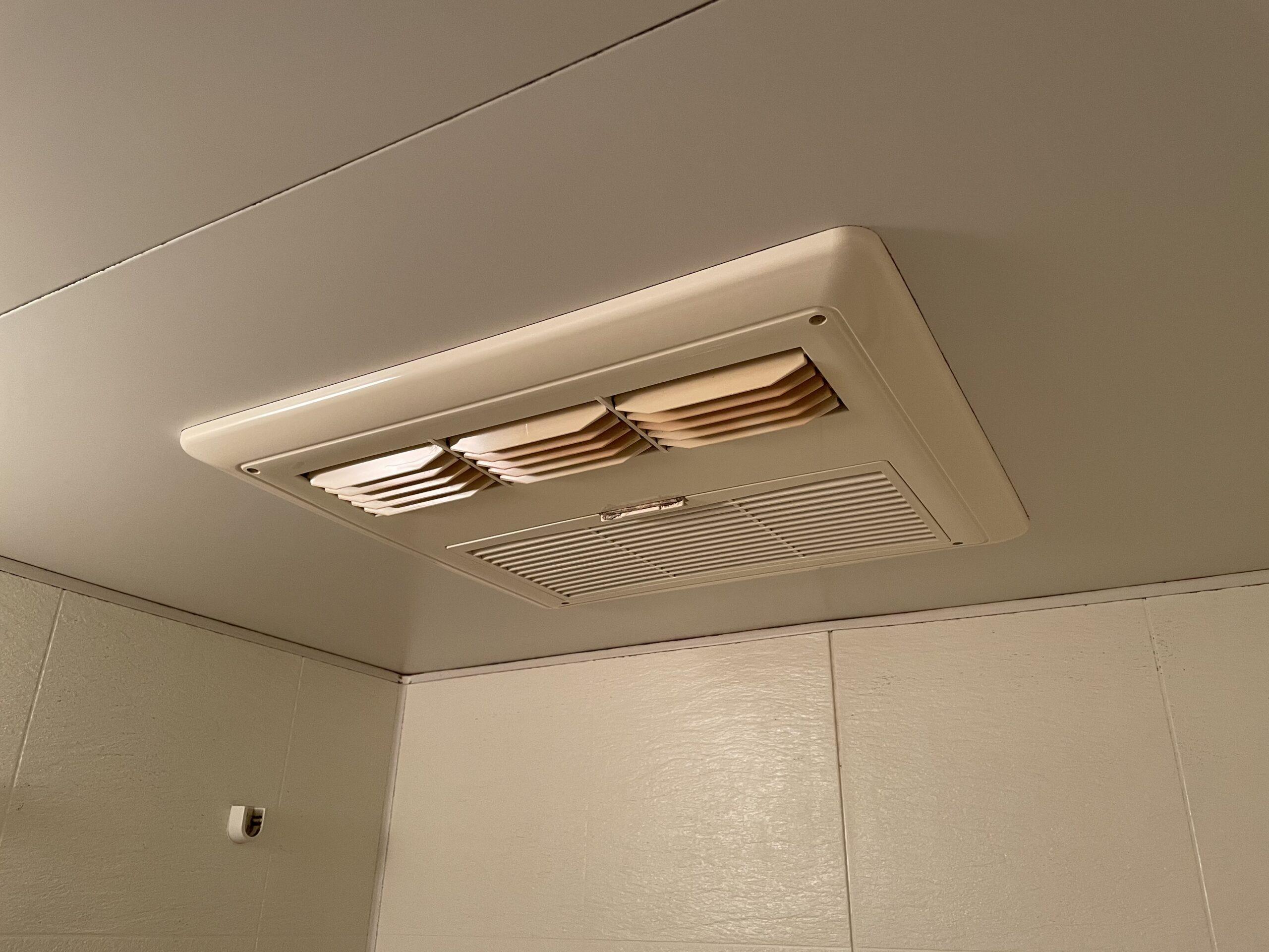 天王寺区 浴室暖房 施工前②