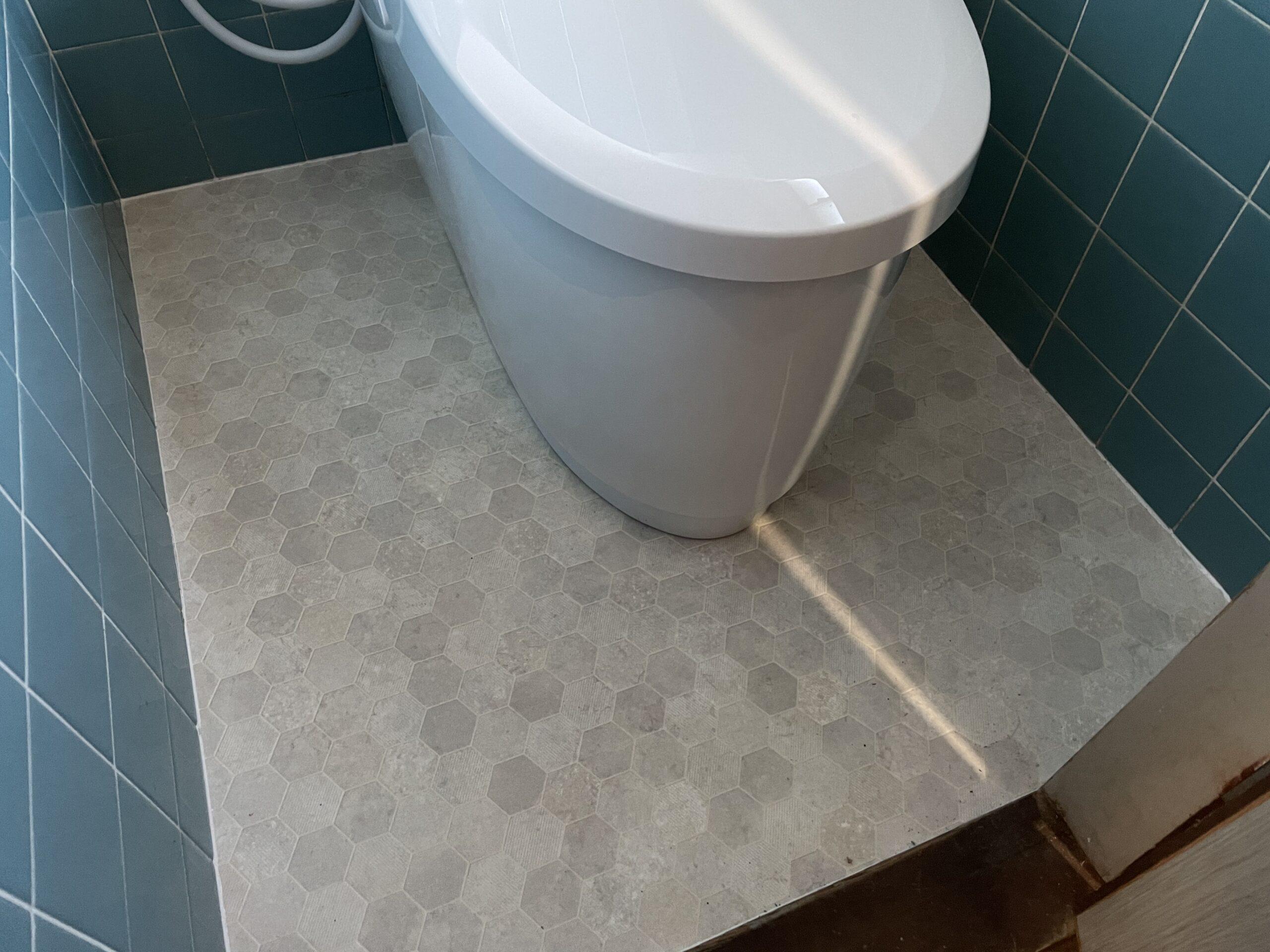 灘区 一体型トイレ 施工後④