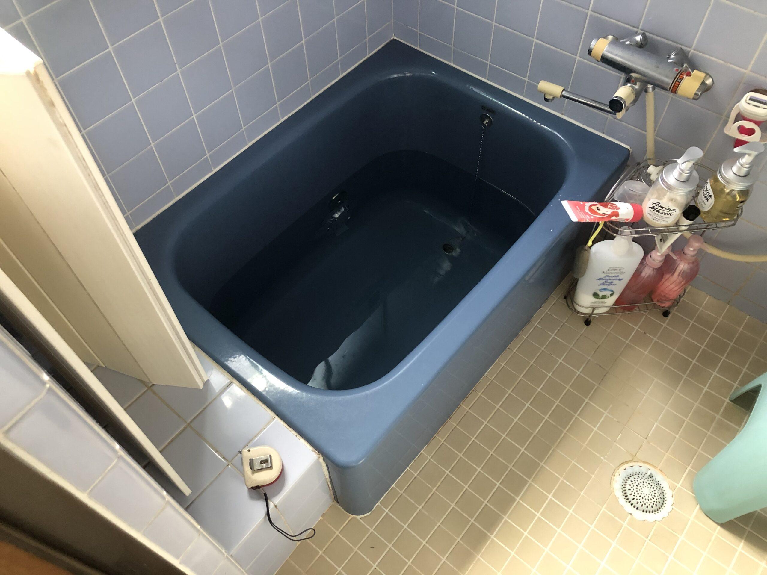 阿倍野区 浴槽取替 施工前①