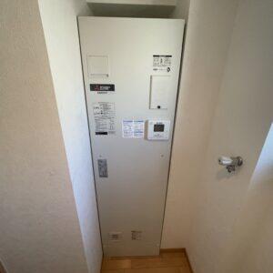天王寺区 電気温水器 施工後①