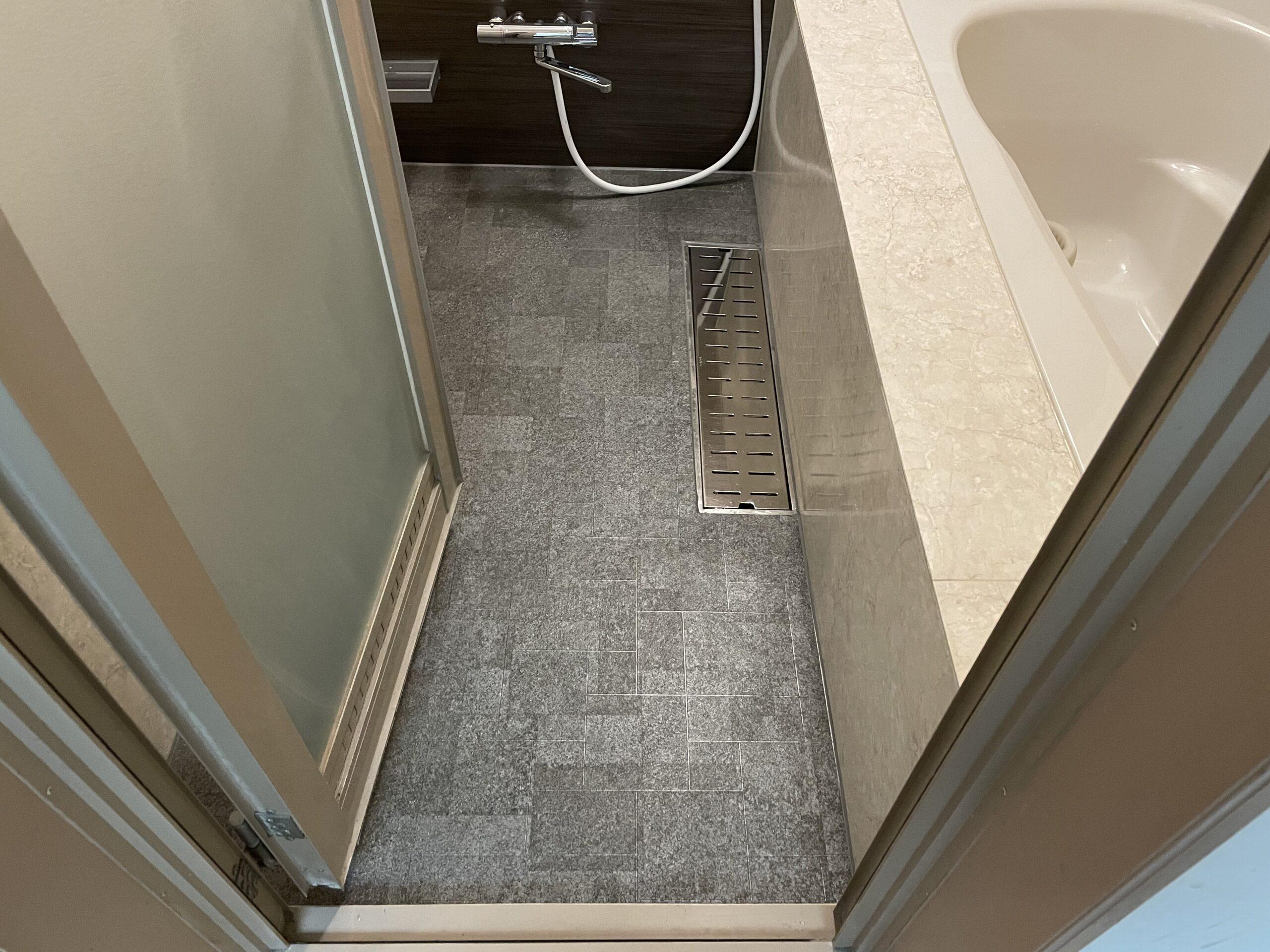 天王寺区 浴室リフォーム 施工後⑦