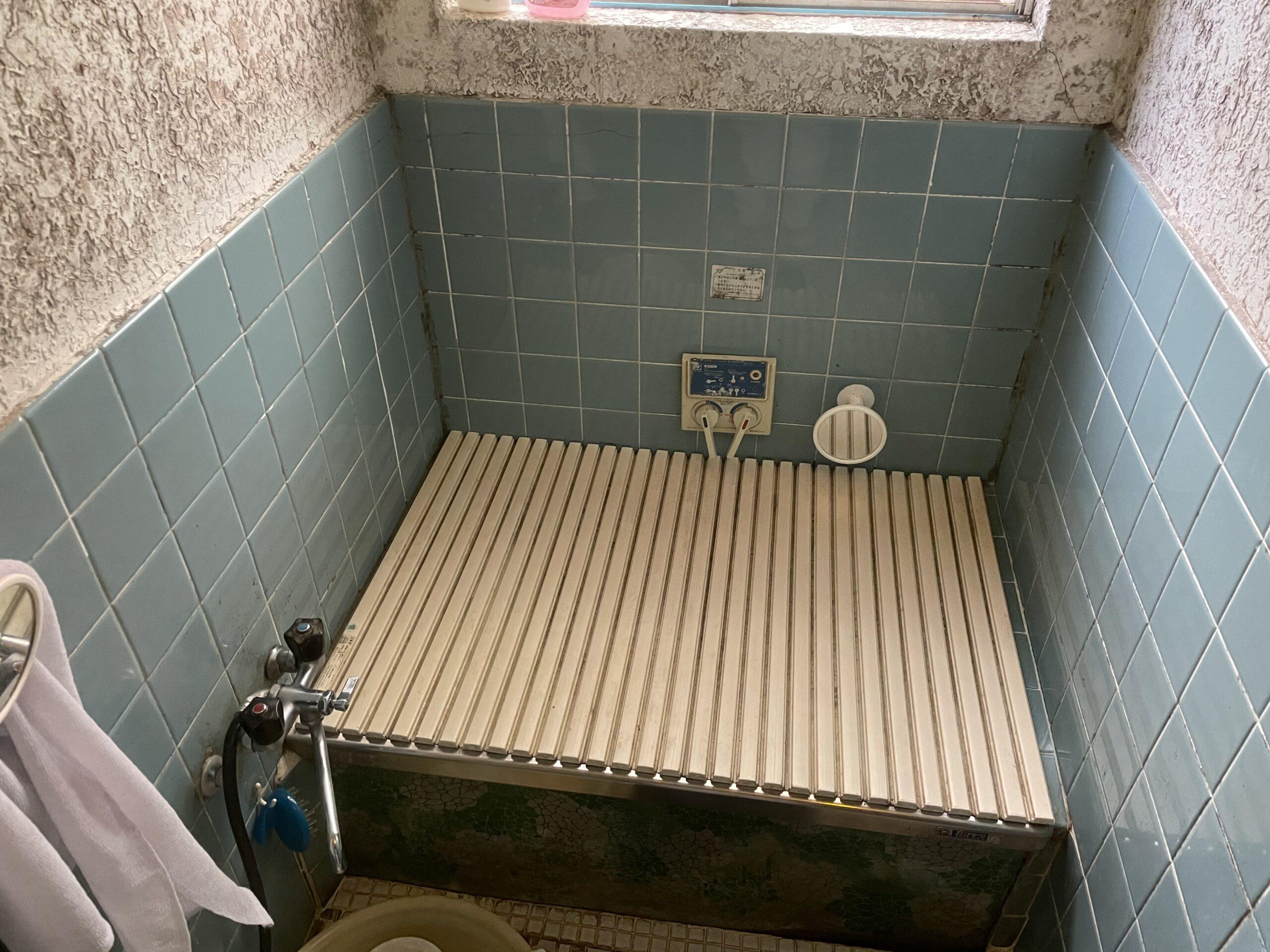天王寺区 水漏れ修理 施工前④