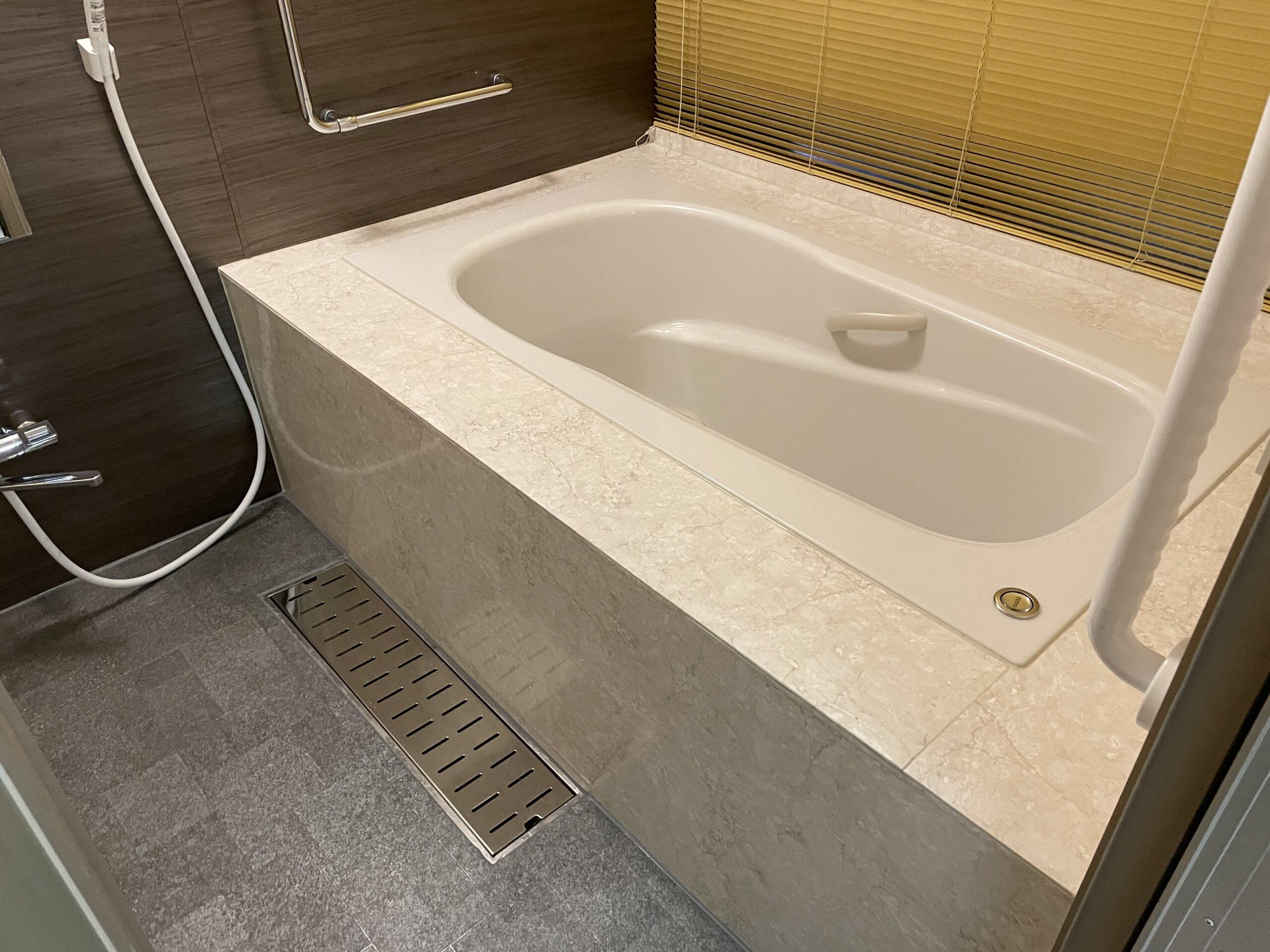天王寺区 浴室リフォーム 施工後②