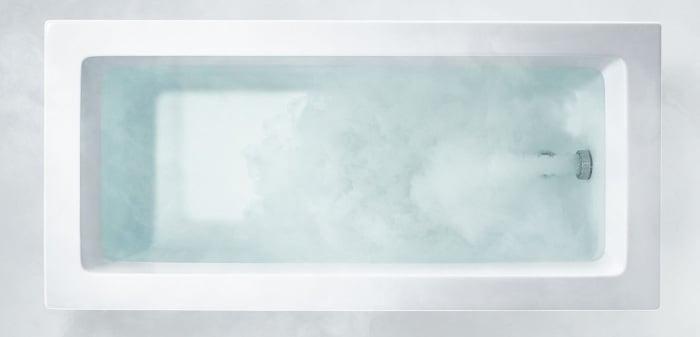 マイクロバブル浴槽