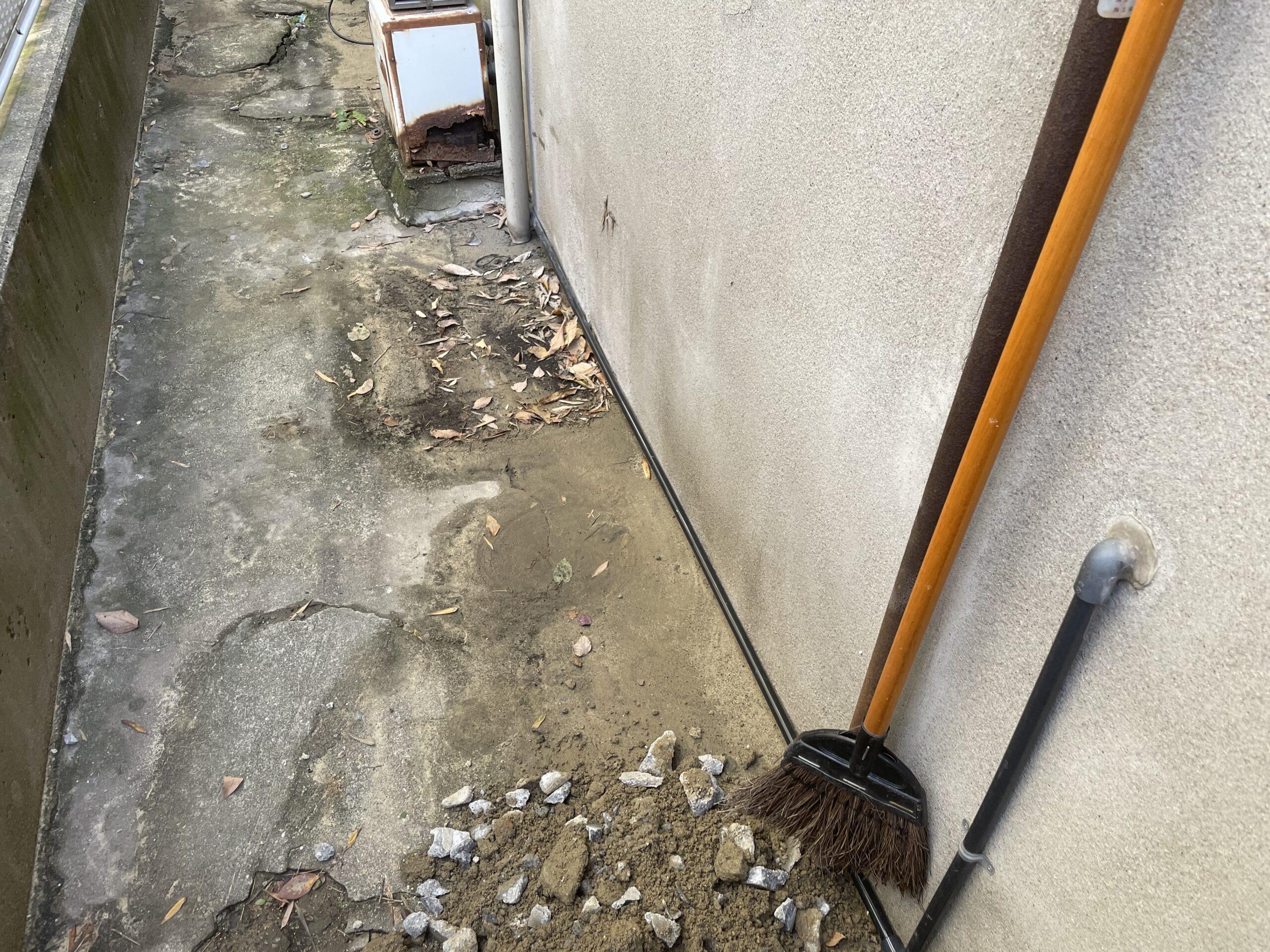 天王寺区 水漏れ修理 施工後③