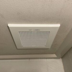 生野区 浴室換気扇 施工後①