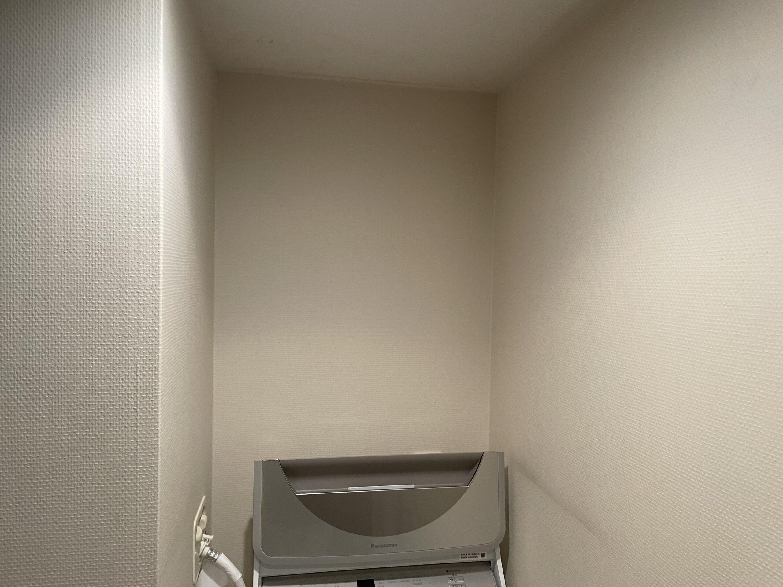 天王寺区 洗濯機用蛇口 施工前④