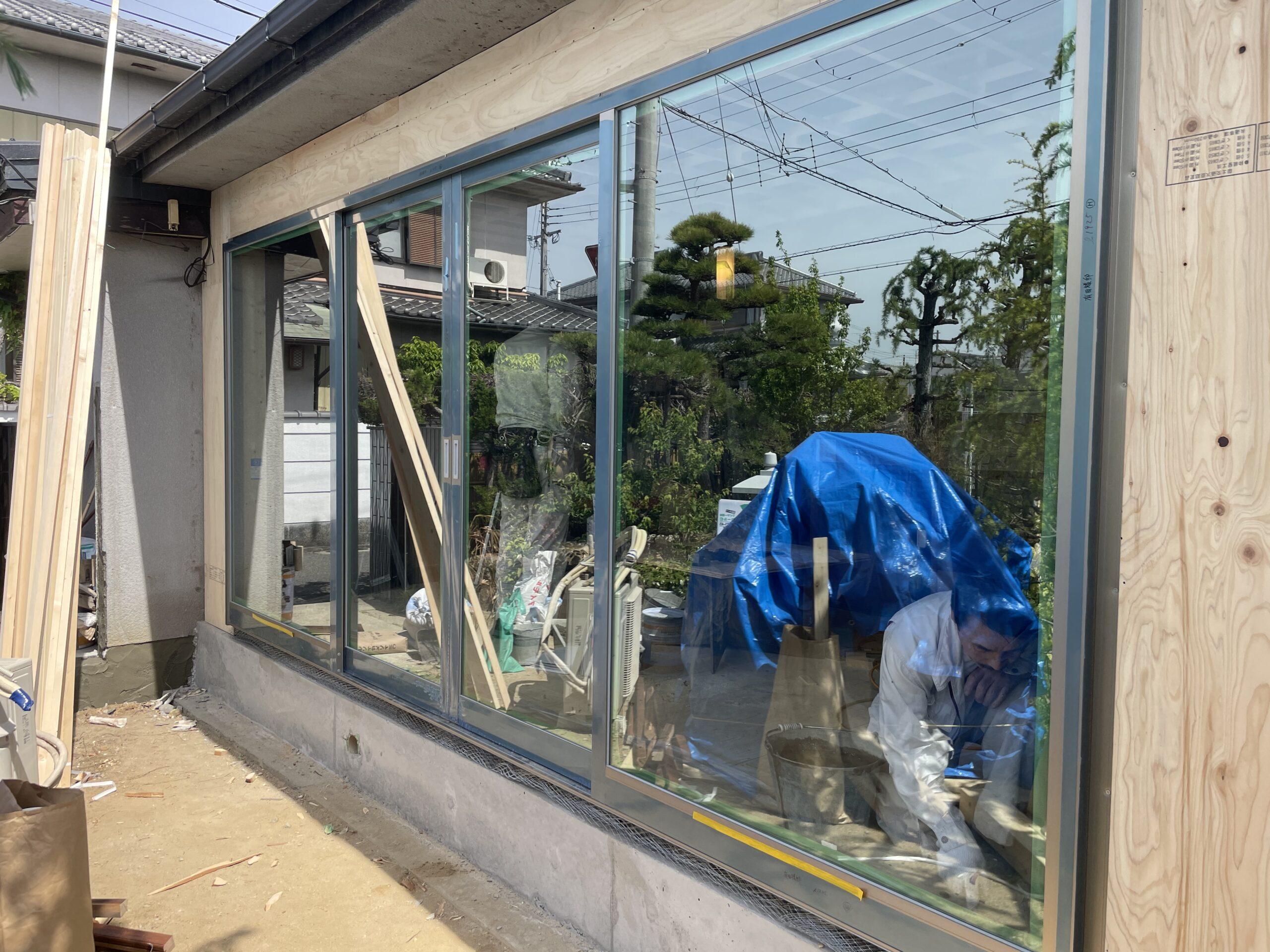 堺市西区 応接室改修 施工前④