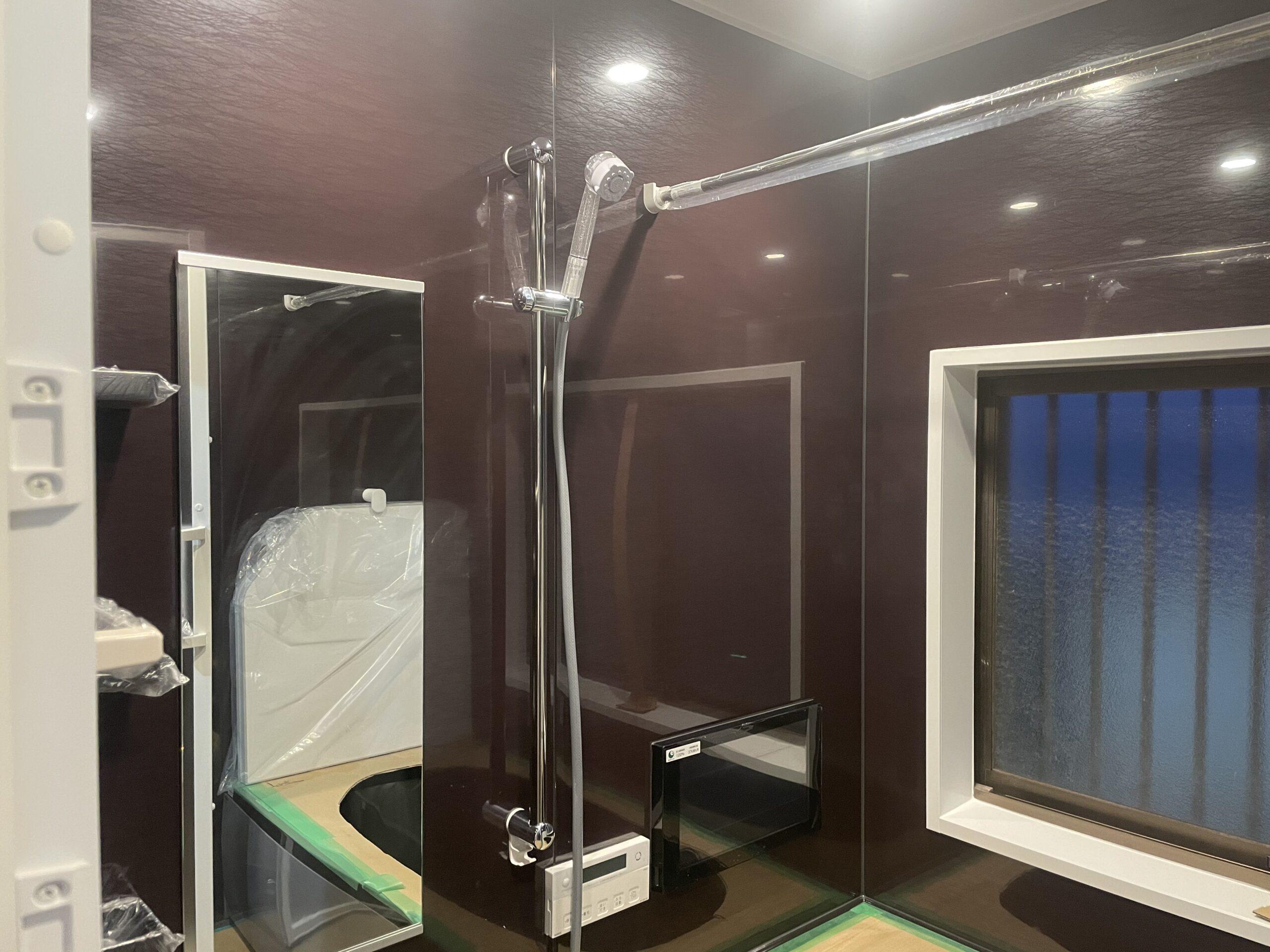 阿倍野区 浴室リフォーム 施工後⑧