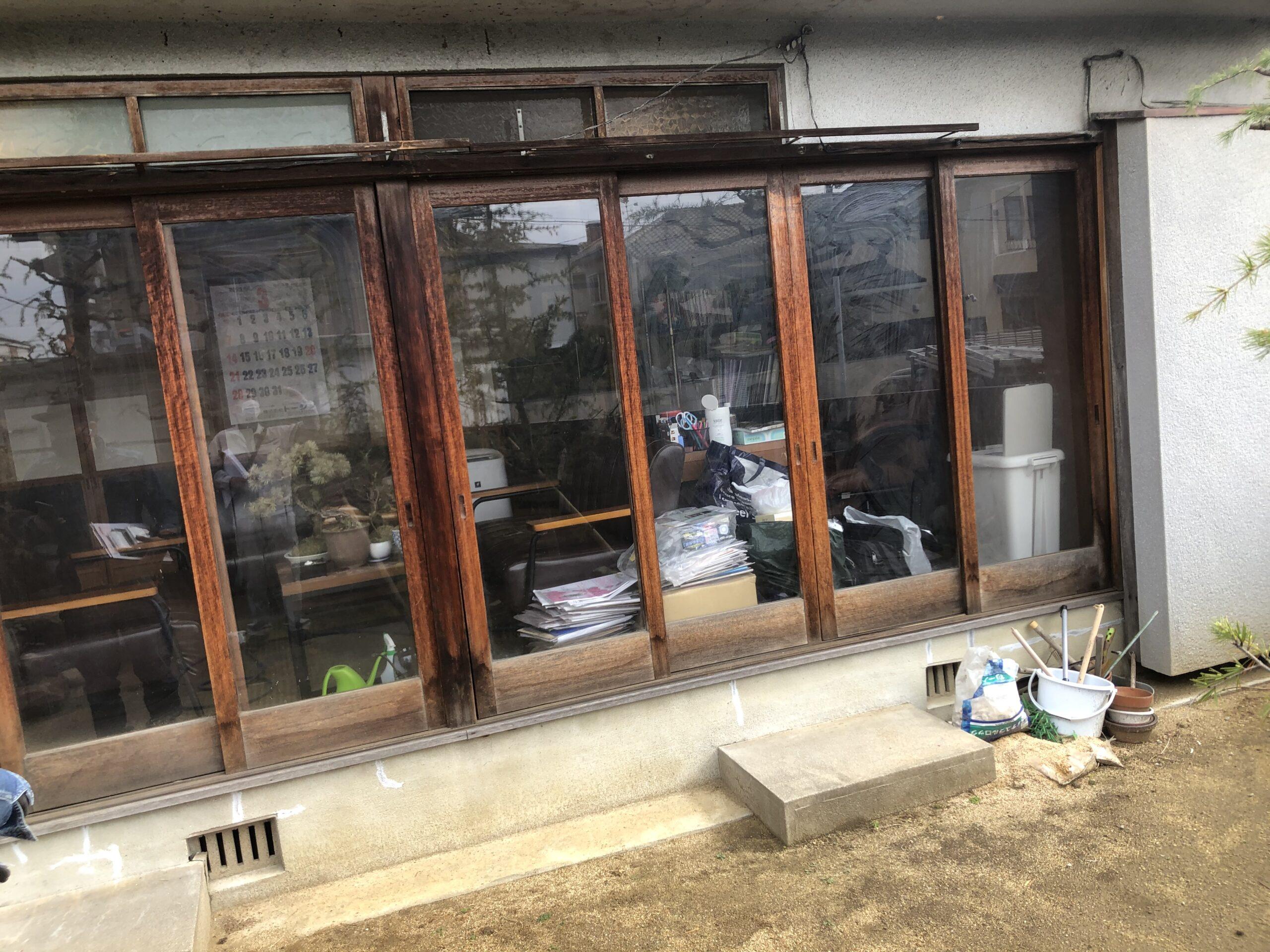 堺市西区 応接室改修 施工前①