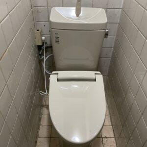 天王寺区 洋式トイレ 施工後①