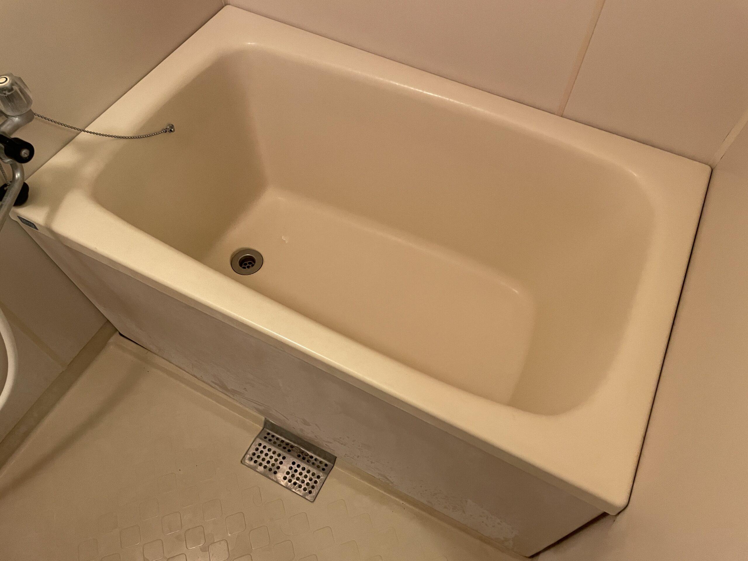 天王寺区 浴槽交換 施工前①