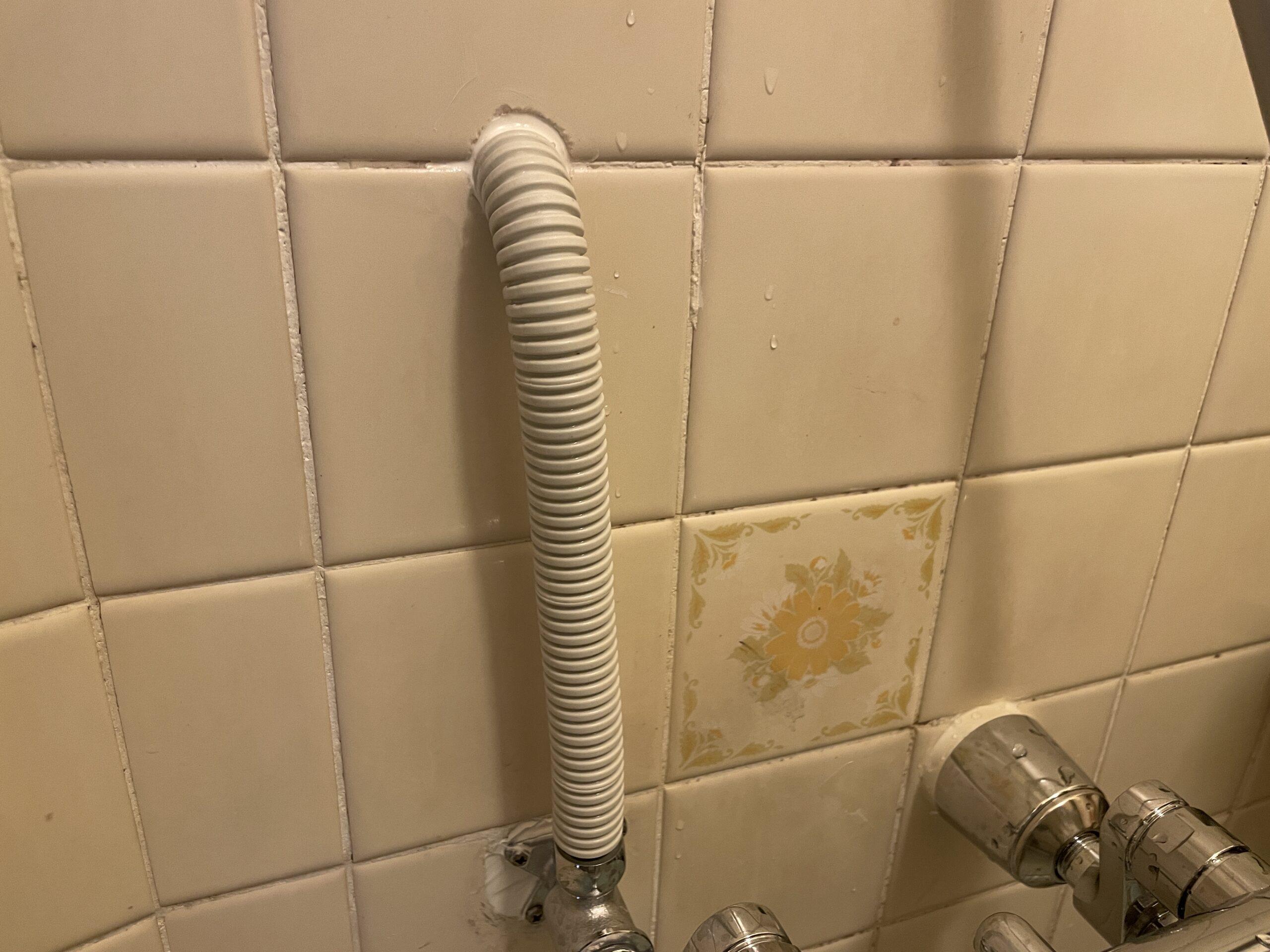 天王寺区 浴室用蛇口 施工後③